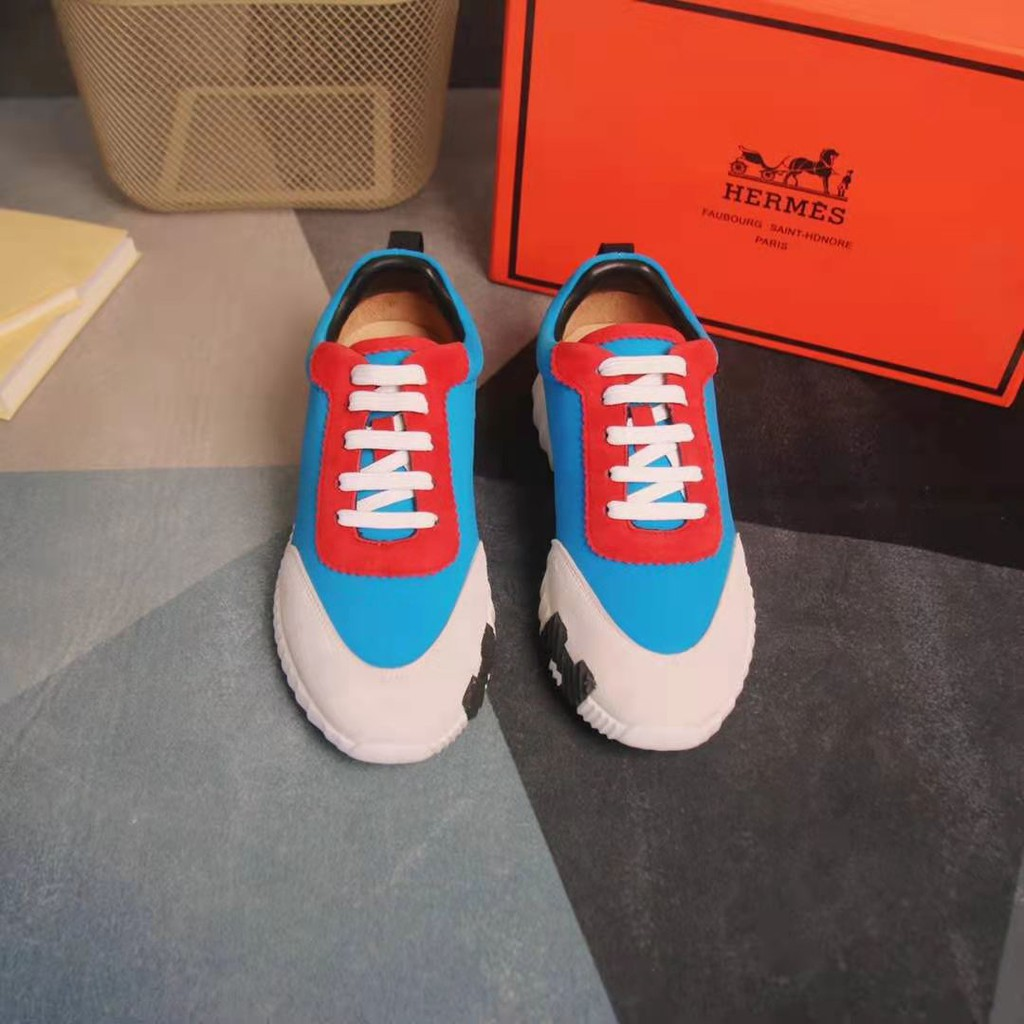 愛馬仕HERMES   Athlete針織運動鞋   專櫃同款