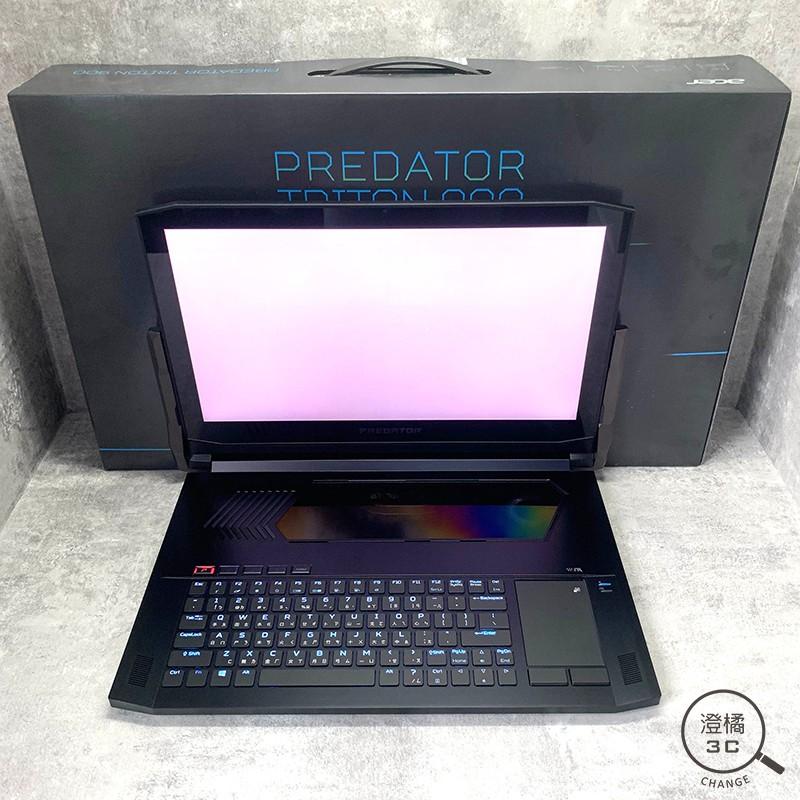 Acer Predator Triton 900 17吋 I9-9980HK/32G/2T《RTX2080》A48340