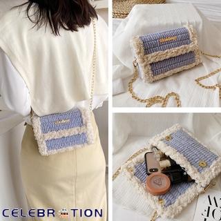 🌱C&E優品館🌱網紅手縫編織包包diy材料自製送女朋友手織成品毛線製作女斜挎包