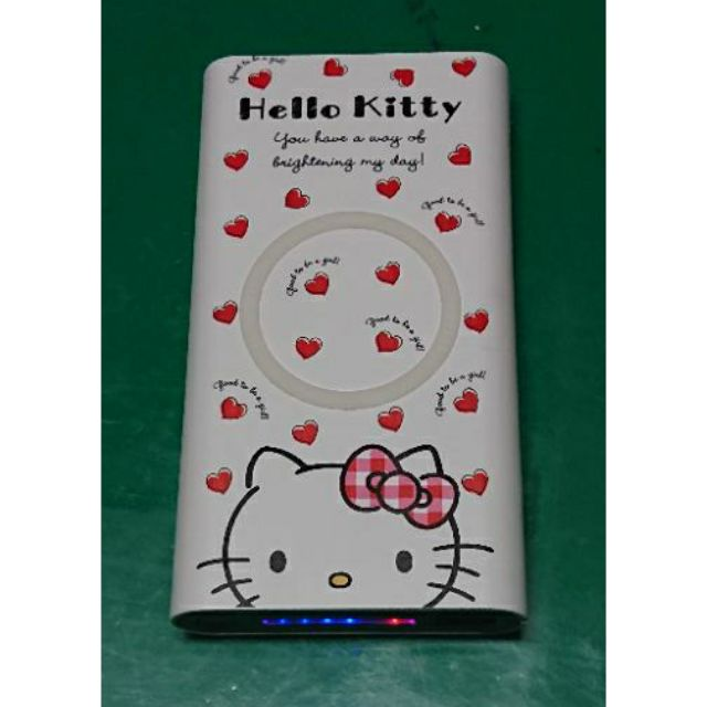 Hello Kitty無線充電行動電源