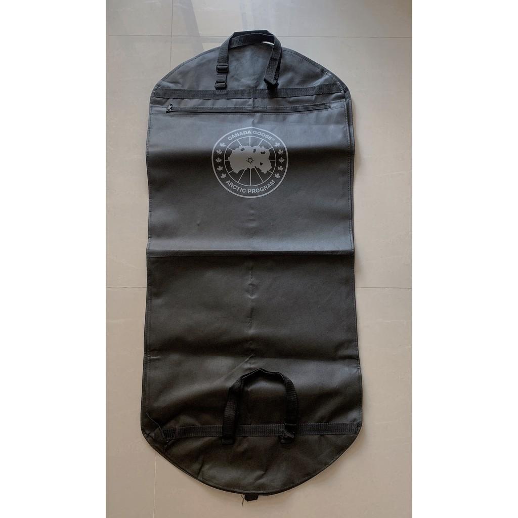 【H2Shop】全新 加拿大鵝 Canada Goose 外套防塵套 頂級羽絨外套 衣服防塵套 西裝套 現貨