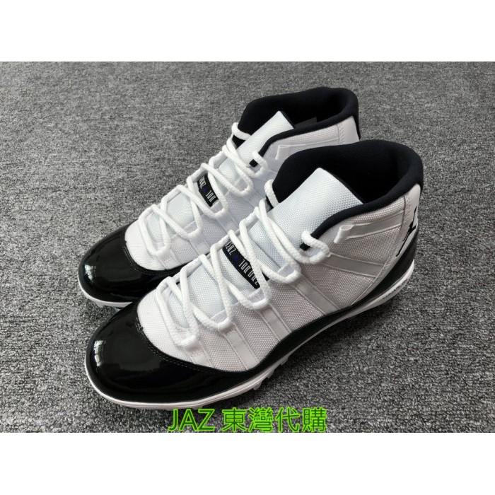 【JAZ】 AIR JORDAN XI TD 11 Con AJ11 AJ 釘鞋 棒球 壘球 鞋 Concord 低筒