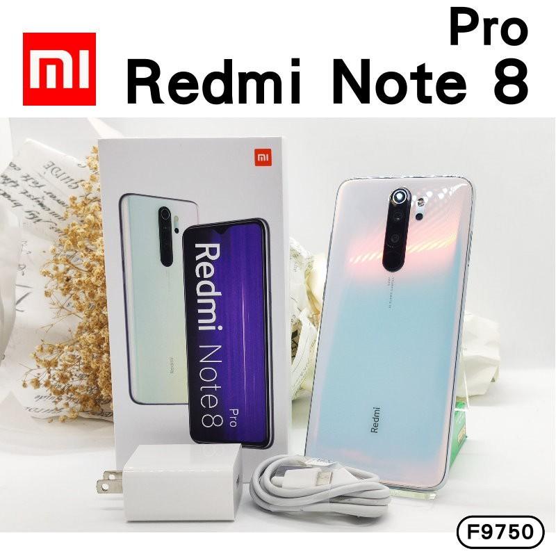 小米 Redmi Note 8 Pro 64GB 紅米 9.5成新 台灣版公司貨 可二手貼換 歡迎詢問《承靜數位-富國》