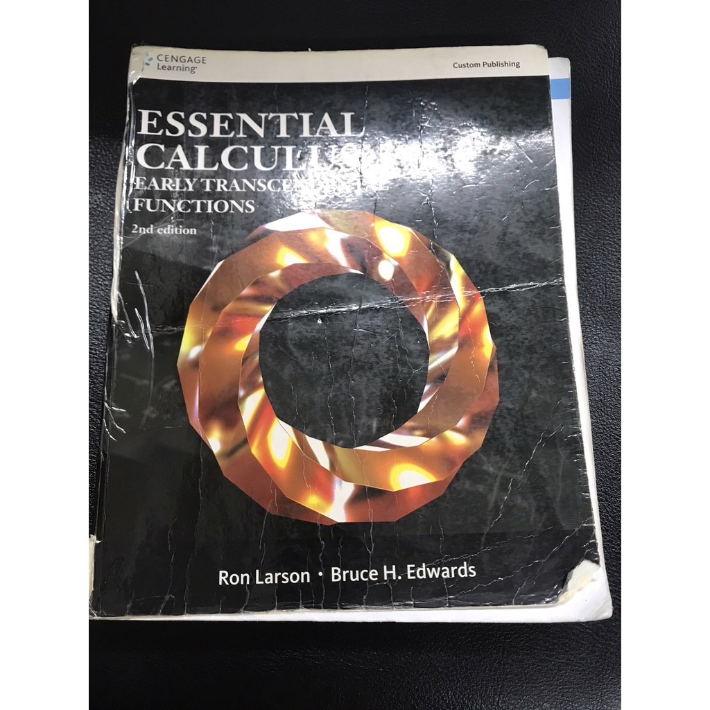 essential calculus early transcendentals functions 2nd editi