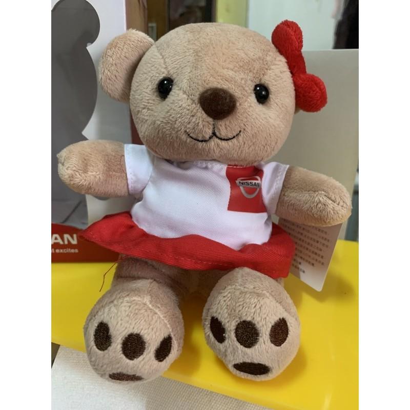 Nissan 女熊娃娃