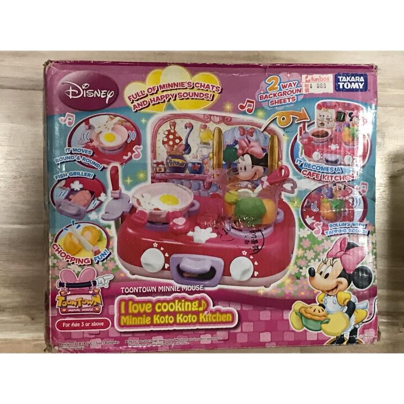 Takara 廚具 玩具 兒童 米妮