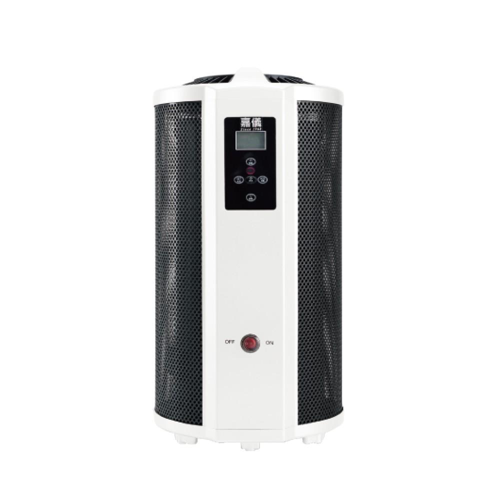 【HELLER 嘉儀】360度即熱式溫控電膜電暖器 KEY-D300W A級福利品‧數量有限