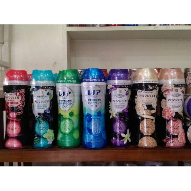 日本原裝P&G香香豆