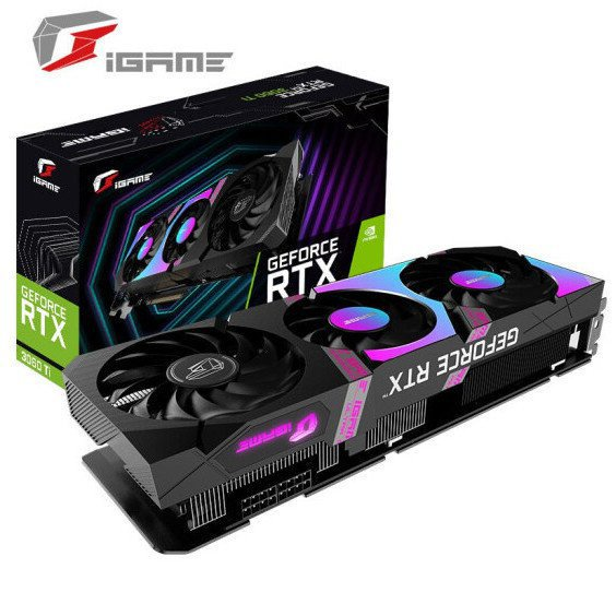 七彩虹iGame GeForce RTX 3060 Ti Ultra OC 鎖力 確定購買再付款 xh9I