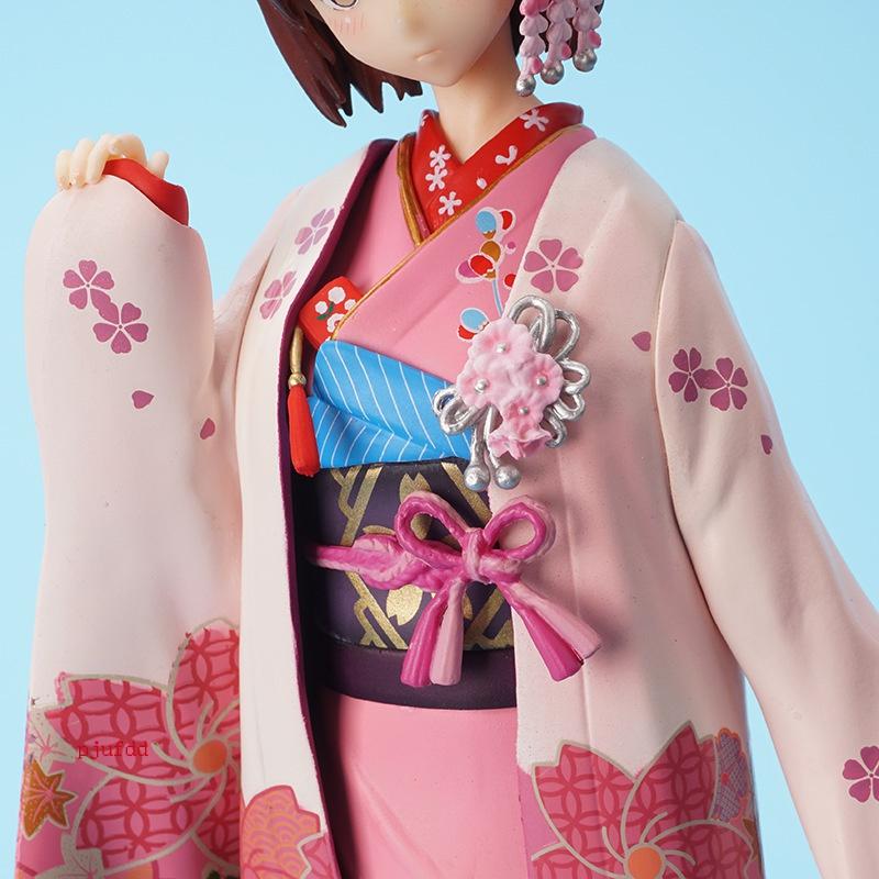 【熱銷 模型】加藤惠手辦路人女主的養成方法和服聖人惠動漫二次元手辦模型擺件