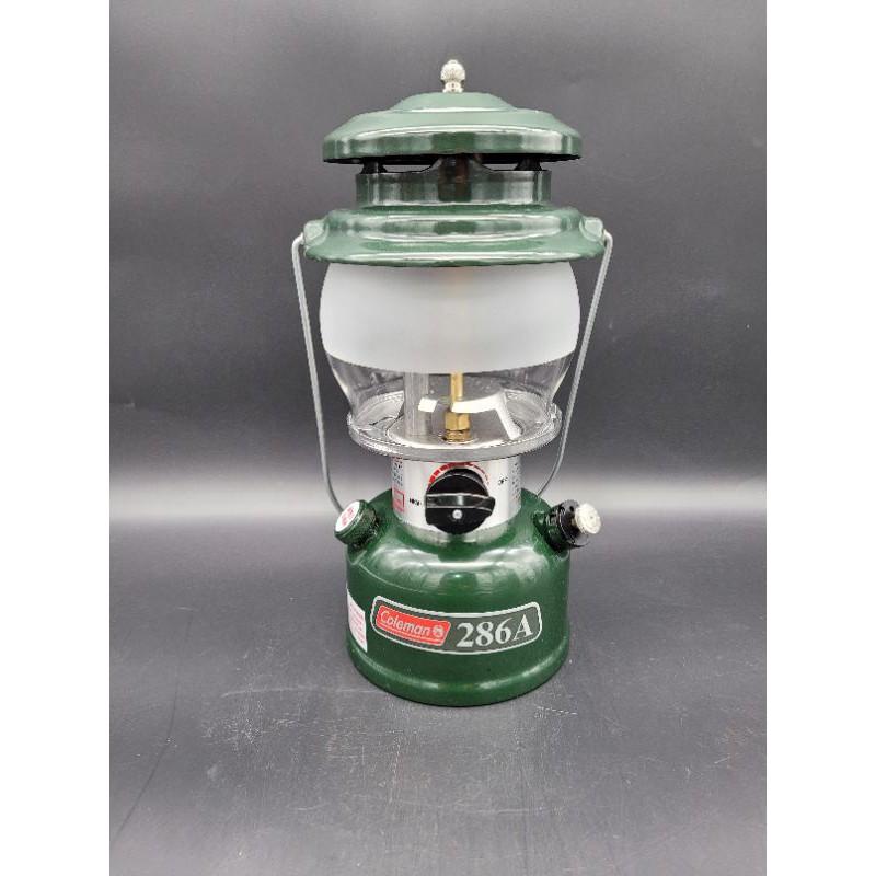 Coleman286汽化燈通用2/3噴砂球型耐熱玻璃燈罩  台灣製造
