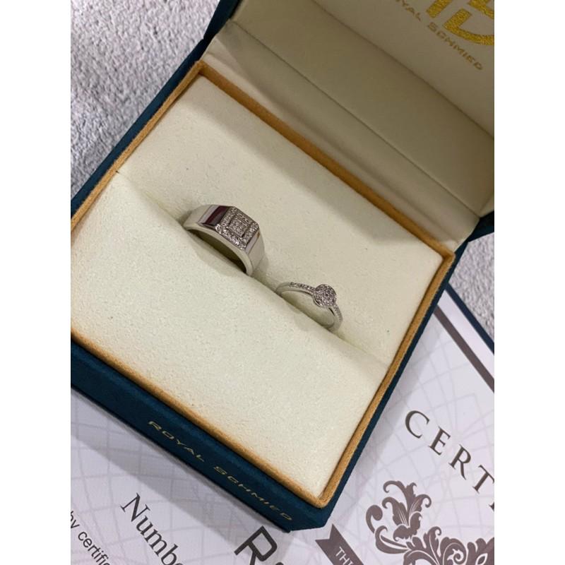 Royal Schmied-皇家鍛造真鑽戒指