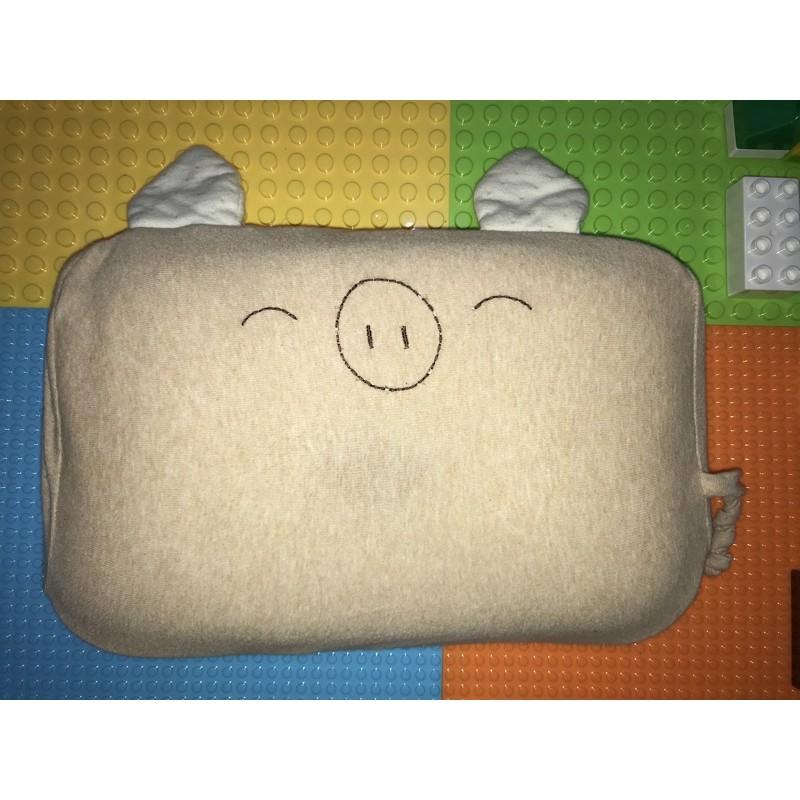 cani 嬰兒塑型枕頭二手