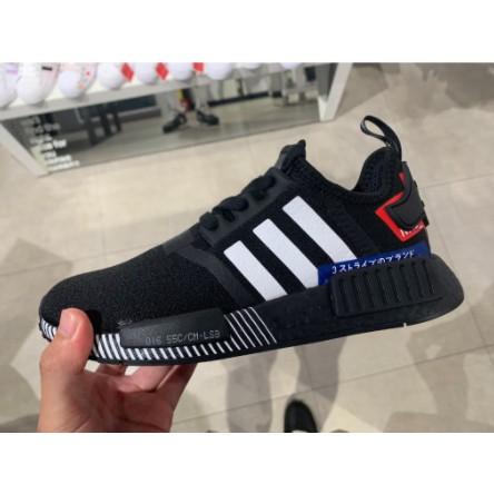 Adidas Originals Nmd 黑魂 日文 EF1734
