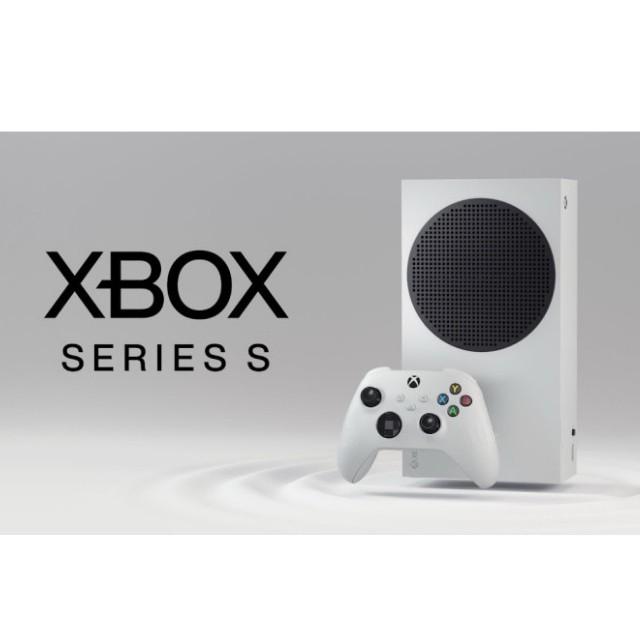 Xbox Series S 主機 (無光碟機版本)發售日 2020-11-30預購中((有需要請留言))