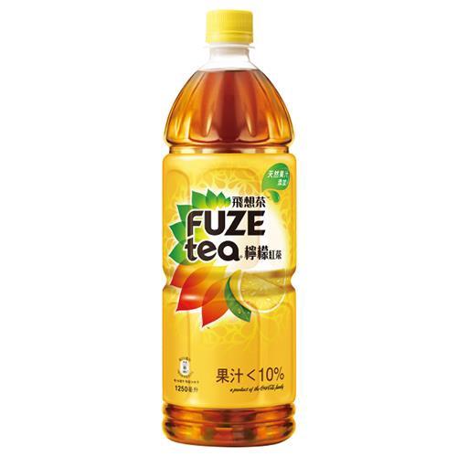 FUZE tea 檸檬紅茶(1250ml)[大買家]