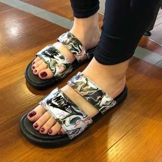 Nike Wmns Benassi Duoultra Slide 經典款 多色 雙杠忍者女拖鞋 819717