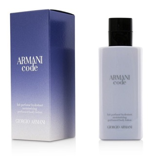 Giorgio Armani Code女香身體乳液200ml 台北市