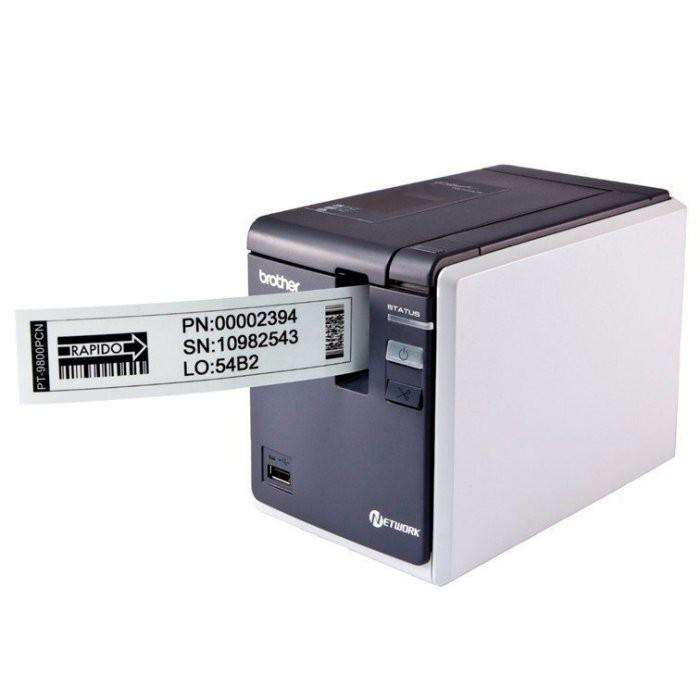 【含稅+免運】原廠 Brother PT-9800 PT-9800PCN PT-9800 PCN 超高速標籤機