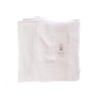 HOLA 埃及棉加大毛巾-新純白50x90cm 臺北市