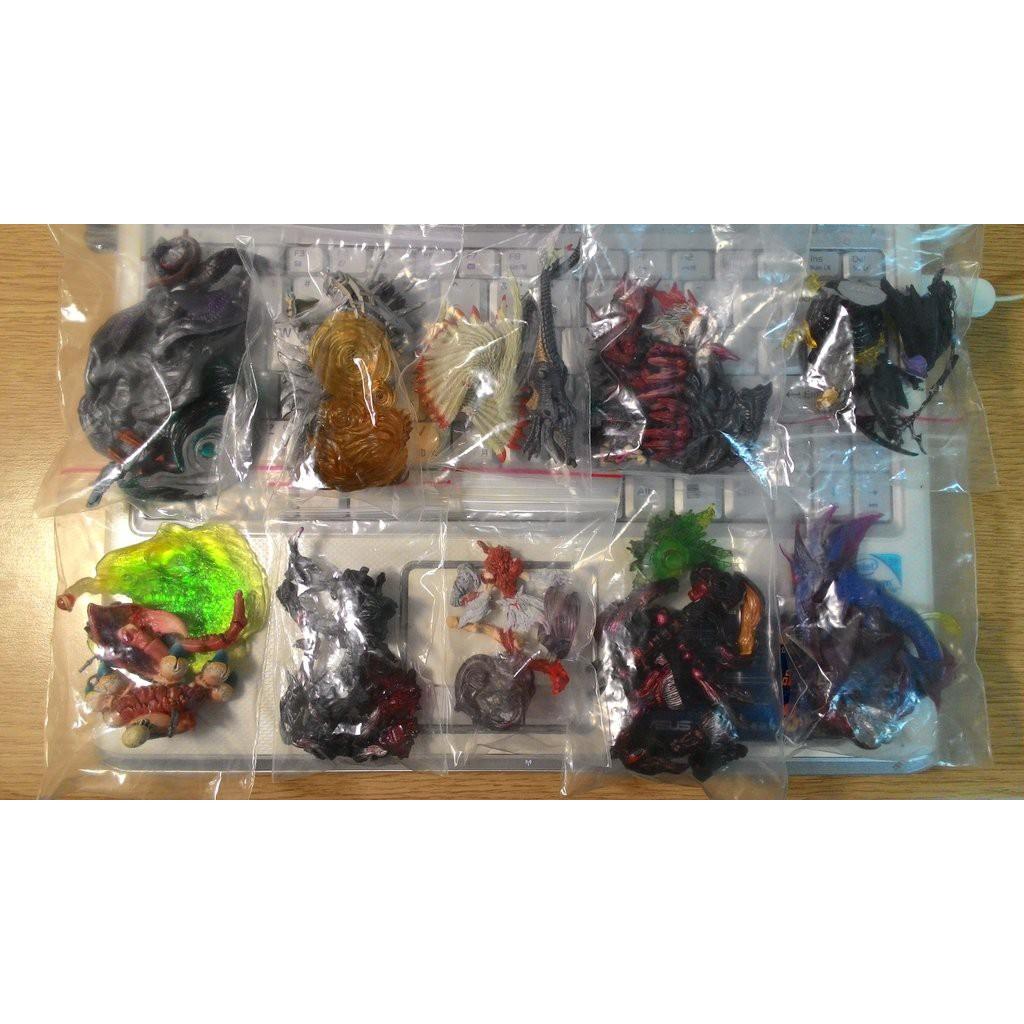 絕版品 太空戰士 Final Fantasy Creatures Archive Chromium FF 盒玩 召喚獸