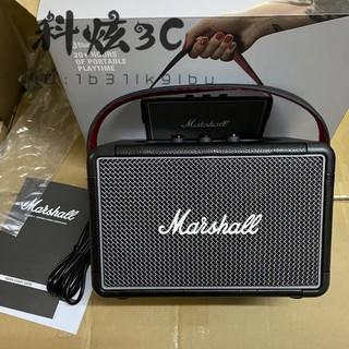 原廠公司貨 Marshall Kilburn II 馬歇爾 攜帶式 藍牙喇叭 黑 白 無線 音響 可攜式戶外藍芽音響 台北市