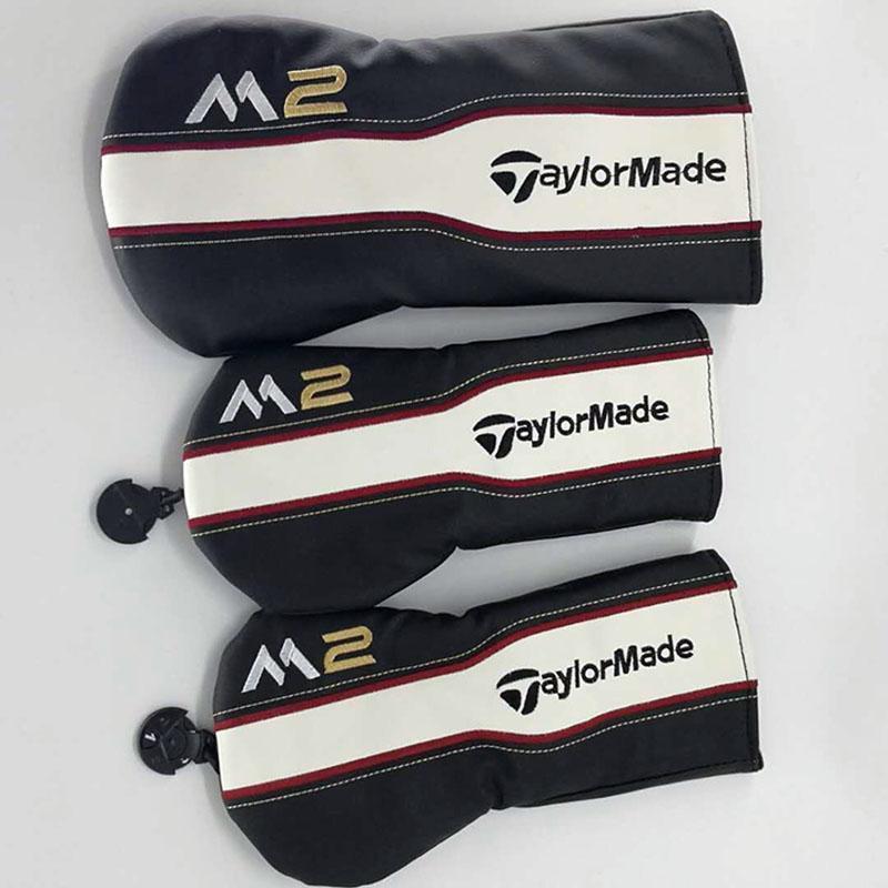 桿套Taylormade  M2 高爾夫木桿套 一號木 球道木帽套 桿頭套「TSUKI」