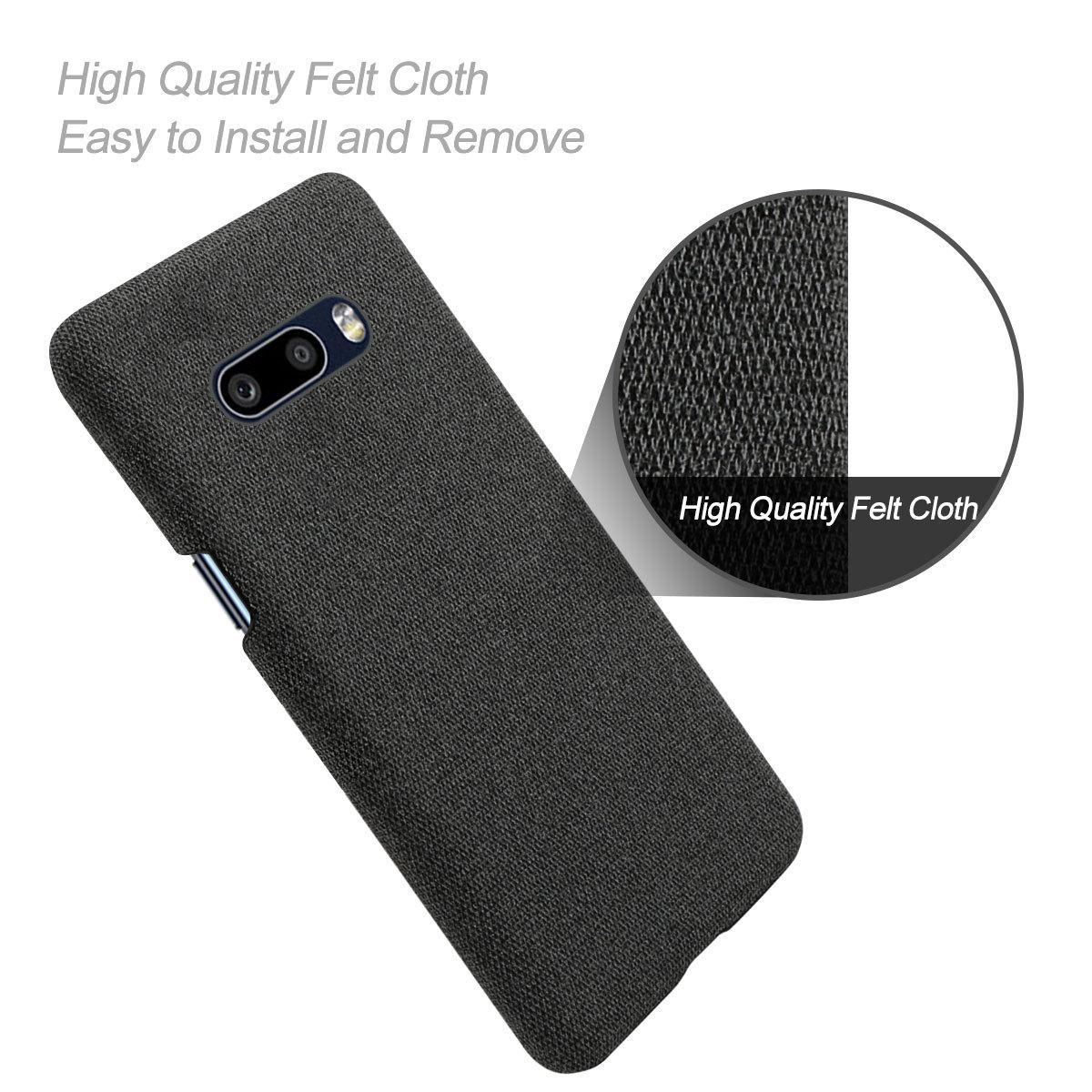 LG G8 ThinQ手機殼LG G8 LGW30 LGQ60 LGQ7 LGG7 LGV20 LGV30純布紋皮套
