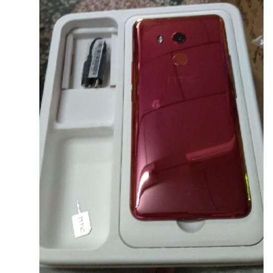 HTC U11+ U11 Plus 6G/128G 1300萬畫素 TypeC 6G Ram 128G ROM 4G雙卡