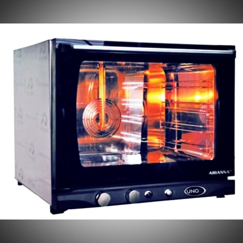 Unox炫風式烤箱 四盤烤箱