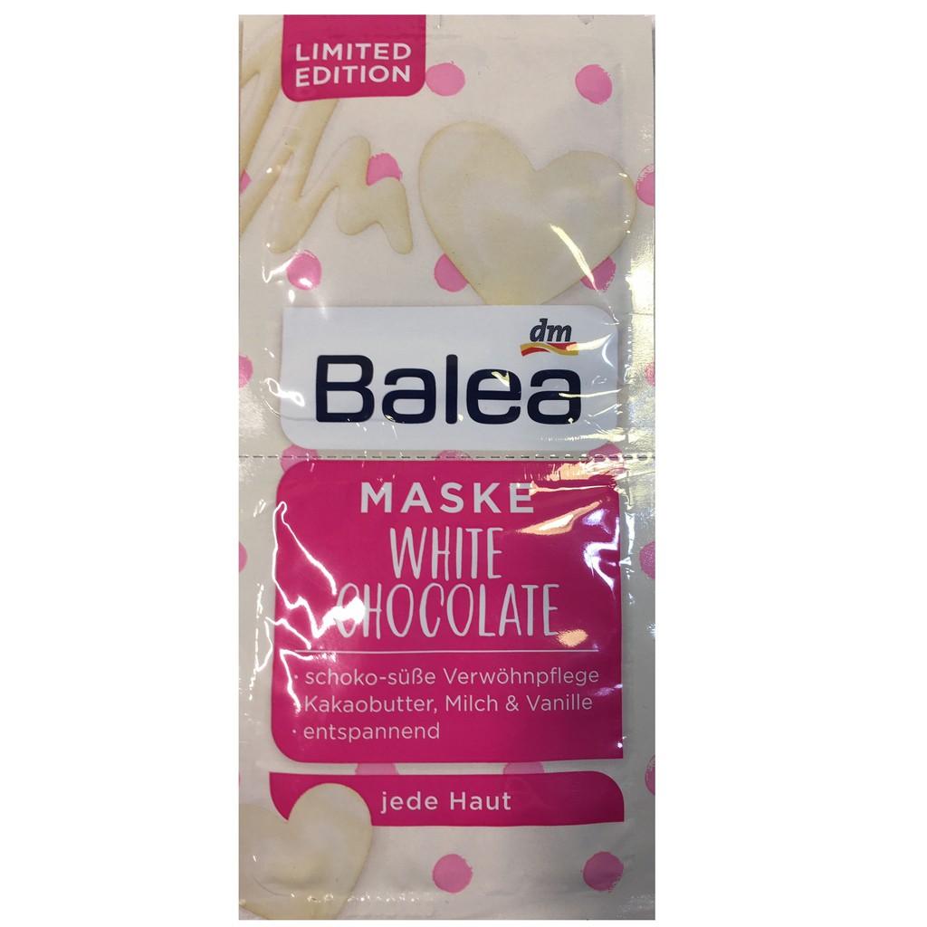 Balea 白色巧克力面膜