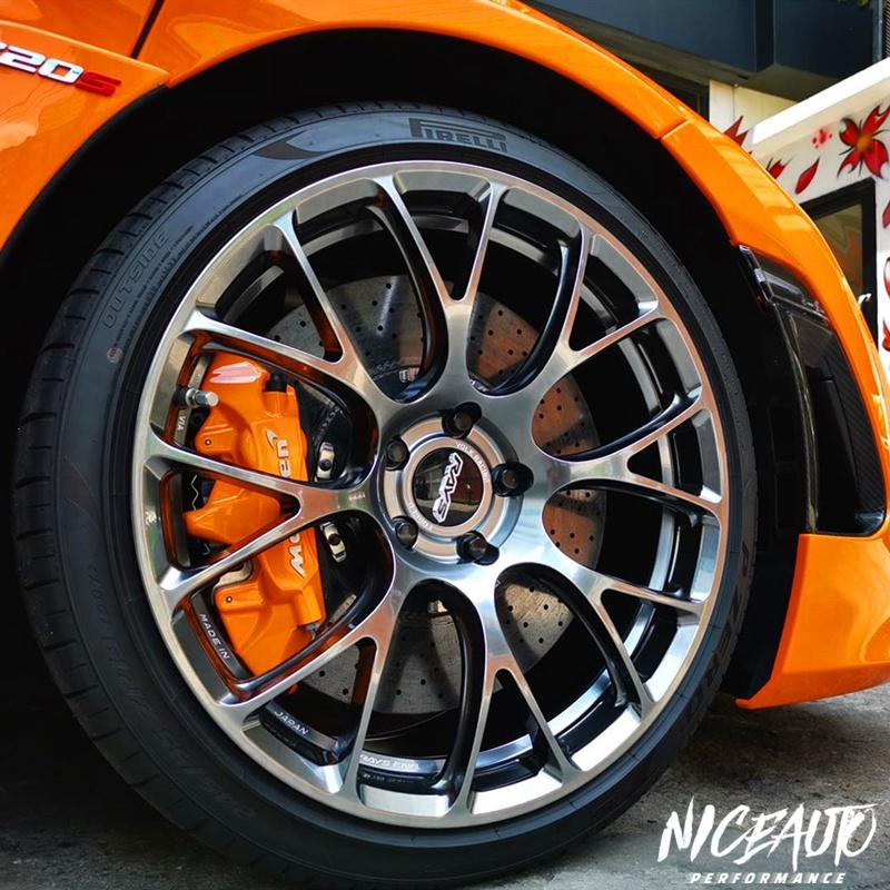 熱門✟日本RAYS G16鍛造原裝進口19/20寸汽車改裝輪轂寶馬奔馳奧迪日系