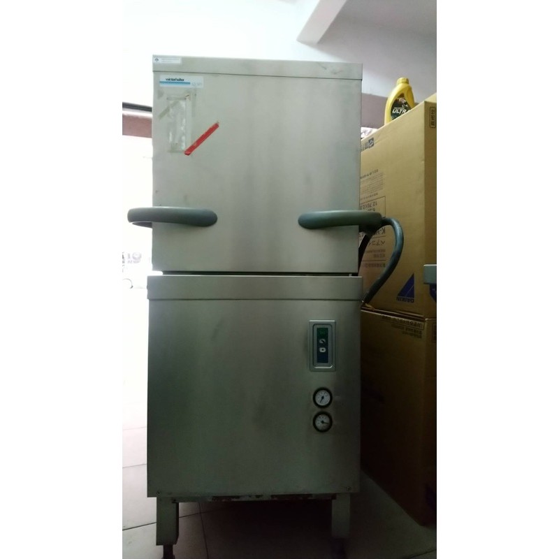 二手-餐廳營業用掀門型洗碗機 Winterhalter GS-501