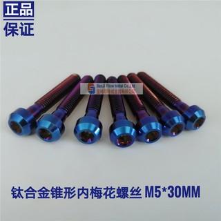 鈦合金螺絲,M5,錐型頭,鍛造鈦合金螺絲,64鈦合金螺絲,鈦螺絲