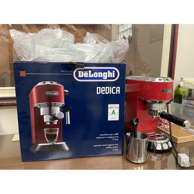 Delobghi迪朗奇咖啡機(二手九成新)