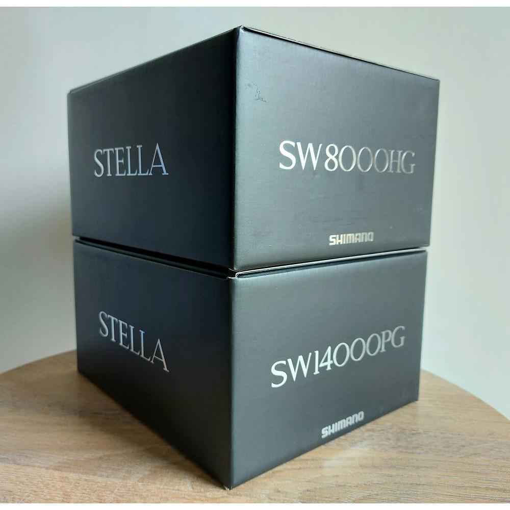SHIMANO 19 STELLA SW 8000HG 14000PG 捲線器 全新現貨 (台中自取有優惠價)