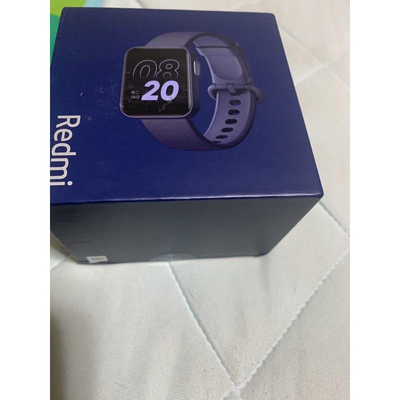 【二手九成新+保固】小米 Redmi Watch智慧手錶 多功能NFC 心率監測 運動記錄 睡眠監測 紅米手錶