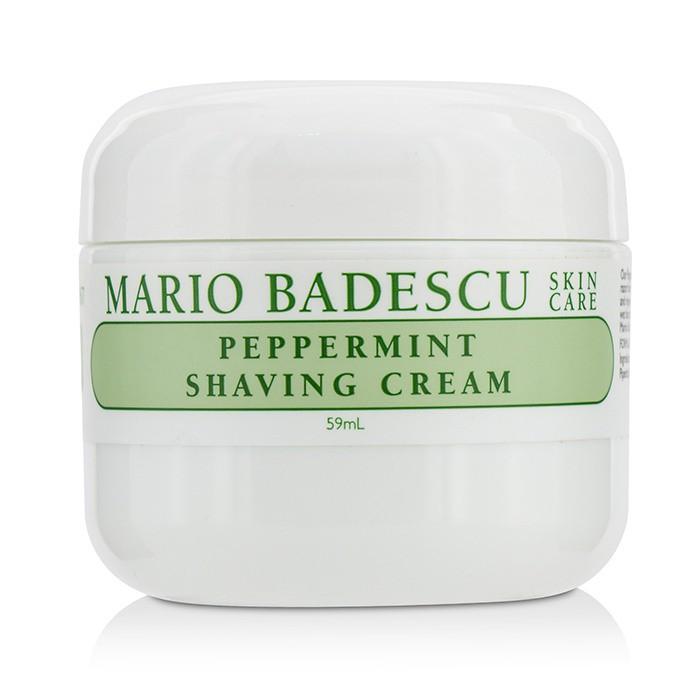 MARIO BADESCU - 薄荷刮鬍膏 Peppermint Shaving Cream
