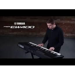 (免運) YAMAHA PSR-EW400 電子琴 (送琴架、變壓器、中文面板、說明書、譜架板)