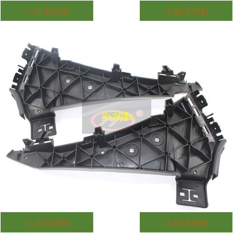 適用于奧迪Audi Q7 07-15年 前杠支架 前保險杠固定支架 卡子小汕汽配店