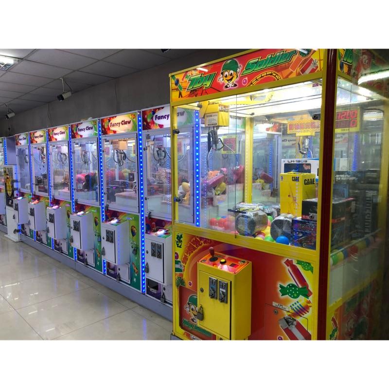 南港 桃園 娃娃機 娃娃機台 一手機結束營業出售 巨無霸 標準台 對幣機 換幣機 兌幣機 娃娃機 武馬 選物販賣機 冠興