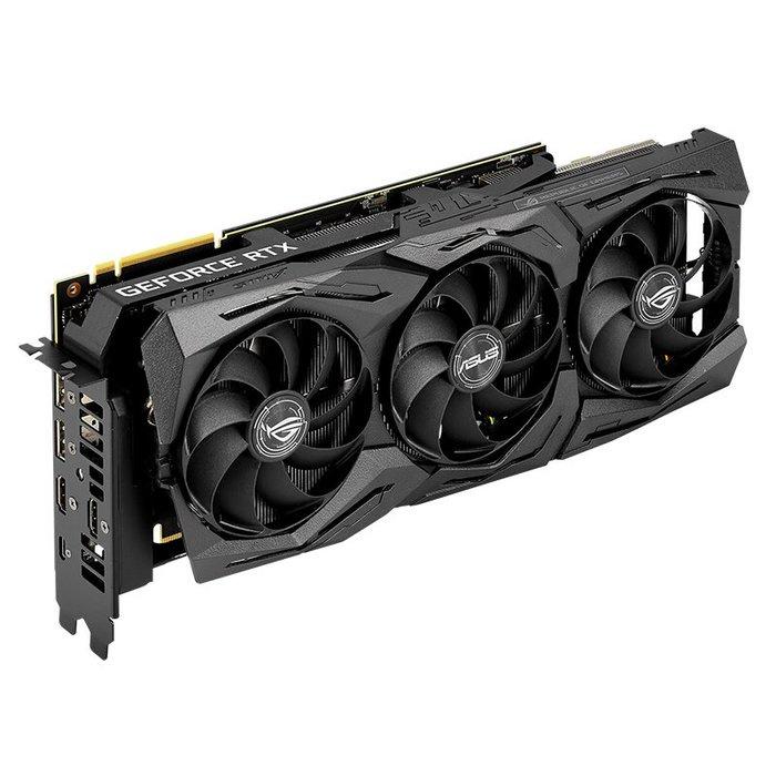 華碩ROG Strix GeForce RTX 2080Ti O11G GAMING 顯示卡 3070 3080