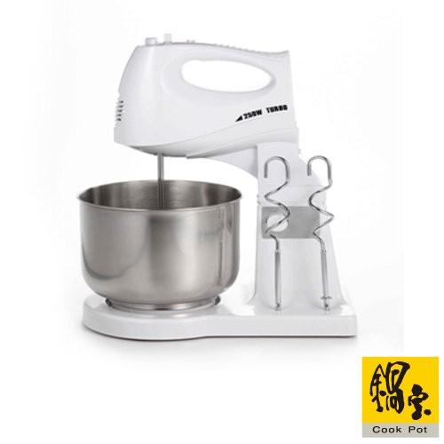 鍋寶食物攪拌機 HA-3018 300W超強功率+不鏽鋼攪拌杯