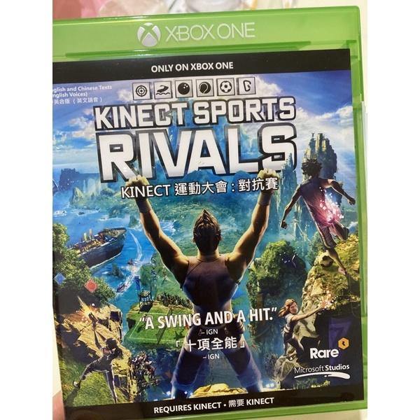 Xbox one 運動大會 對抗賽 體感 Kinect 中文
