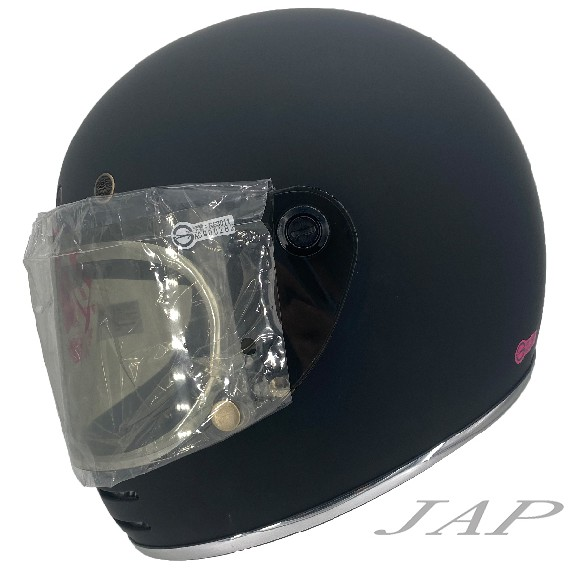 GP5  725  GP-5 725經典復古樂高全罩 消光黑 安全帽  樂高帽 復古帽 山車帽 JAP