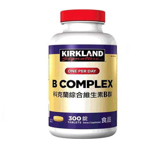科克蘭 綜合維生素B群 300錠 W338120