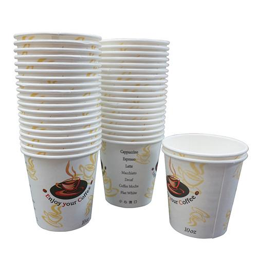 10oz優質加厚咖啡杯20入/組【愛買】