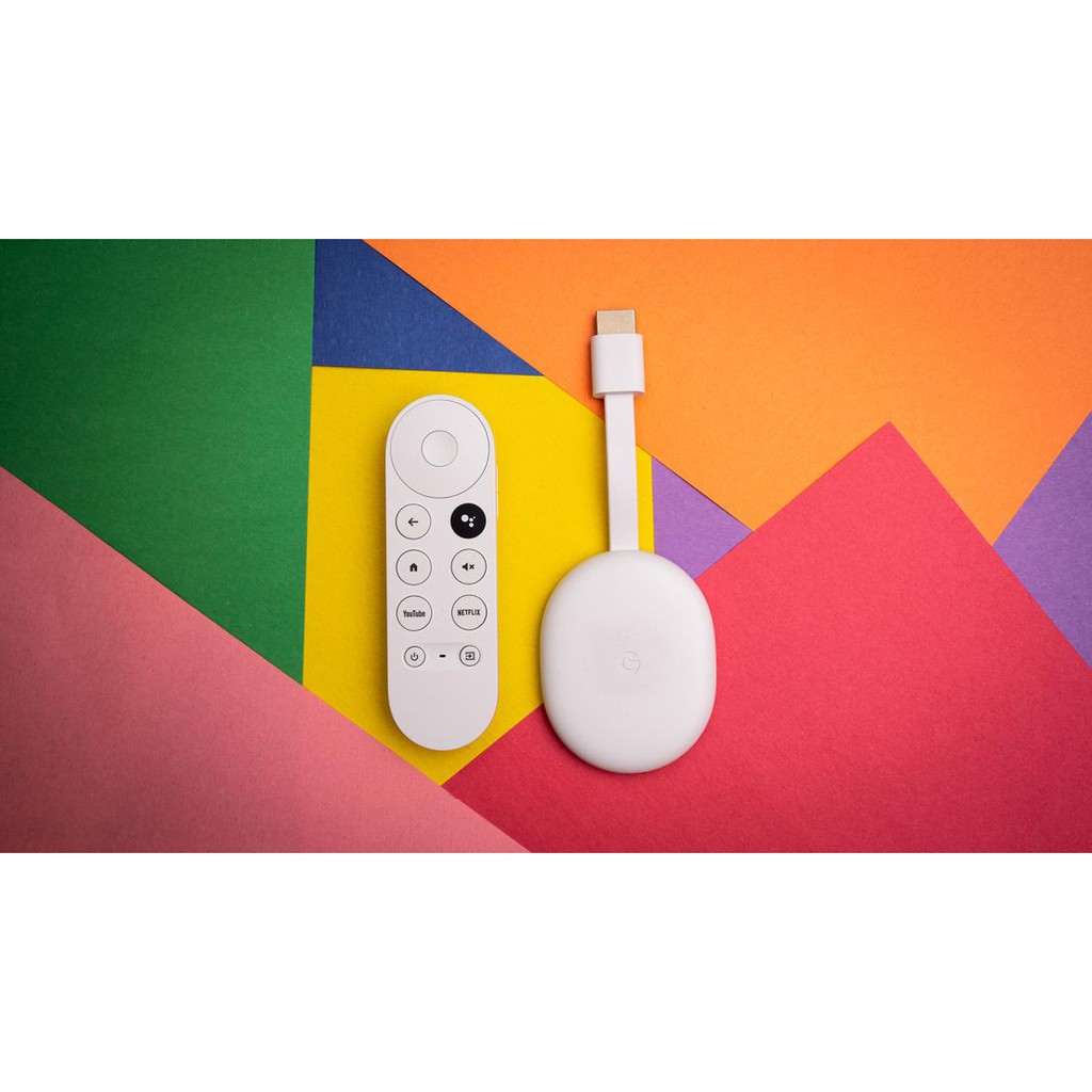 【WeiChen代購】現貨 Google Chromecast with Google TV 4K 串流 電視棒