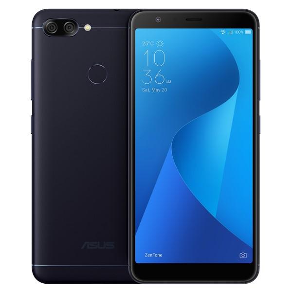 【ASUS華碩】ZenFone Max Plus M1 ZB570TL (3g/32g) 全螢幕電力怪獸手機-黑二手