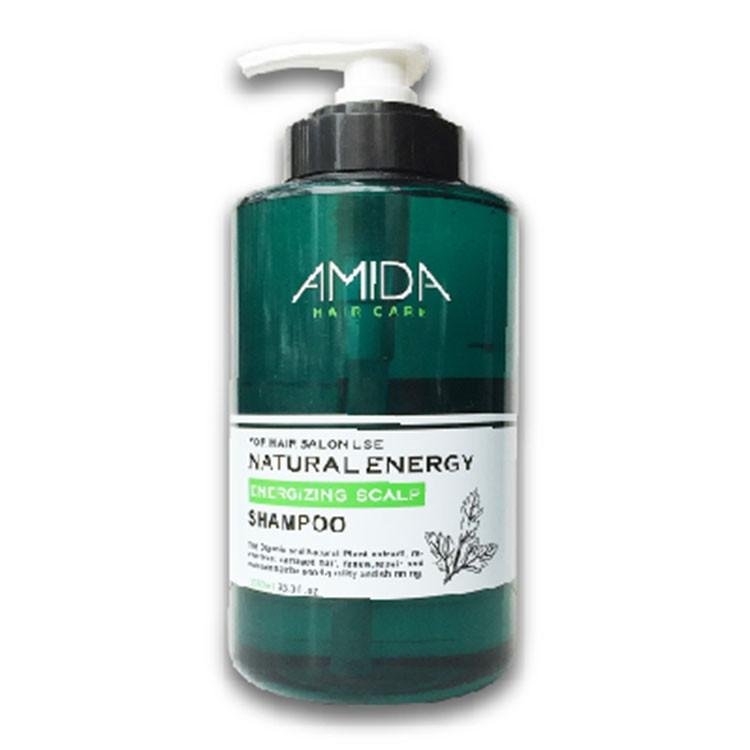 Amida 蜜拉 平衡/保濕/胺基酸洗髮精 1000ml-平衡洗/保濕洗/胺基酸洗【花町愛漂亮】
